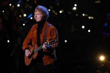 Ed Sheeran atteint de la COVID-19
