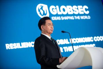 Chef de la diplomatie de Taïwan Un conflit avec la Chine serait un «désastre» mondial