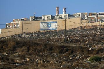 1000 nouveaux logements Washington critique «fermement» Israël sur la colonisation en Cisjordanie