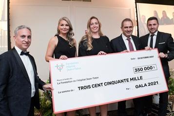 350 000$ pour l'Hôpital Jean-Talon