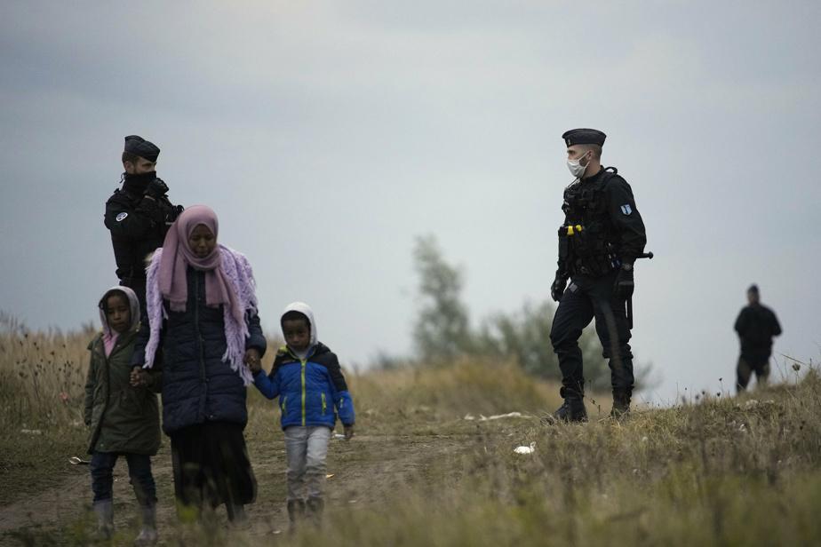 Migrants de Calais, en France Quand la mer devient plus sûre que la terre