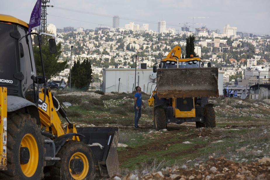Israël annonce 1355nouveaux logements pour les colons